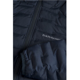 Peak Performance Argon Light Hupullinen Takki Miehet, blue shadow